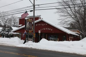 picture of a liquor store